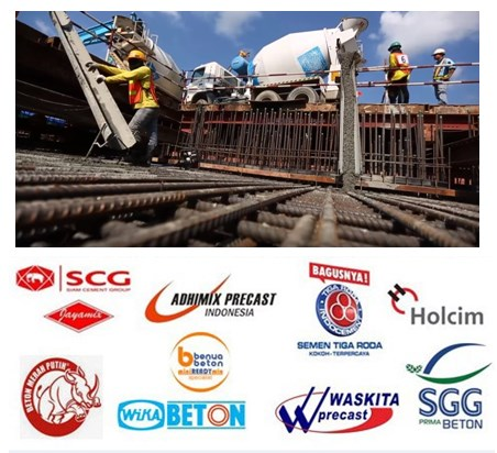 List Harga Beton Ready Mix Murah
