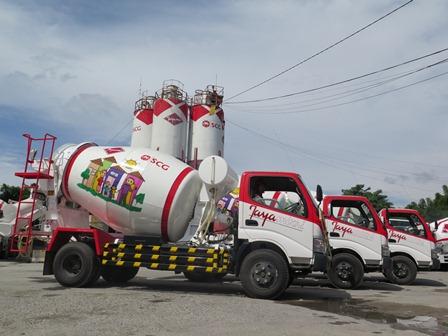 Harga Jayamix Per Kubik Area Tamiang Gunung Kaler Tangerang