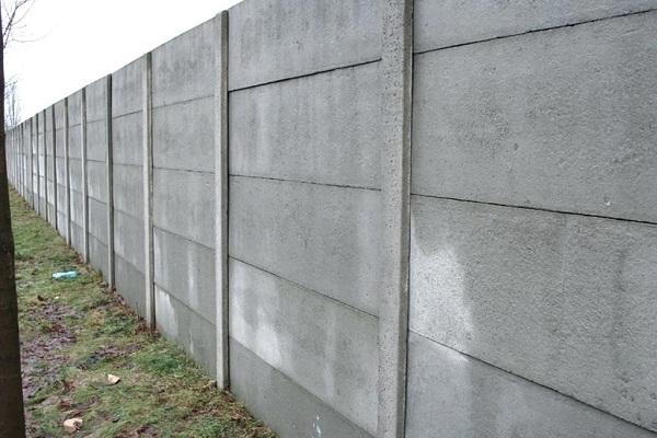 Pagar Panel Beton Area Kebon Manggis Jakarta Timur