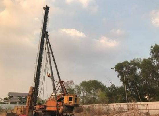 Analisa Harga Tiang Pancang Area Kubang Tangerang