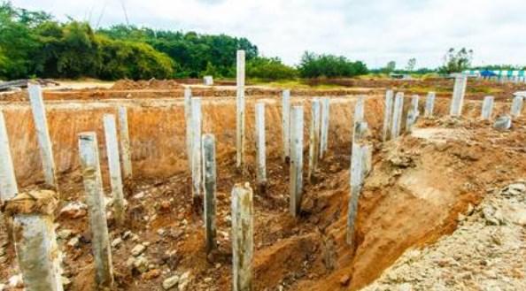 Harga Tiang Pancang Spun Pile Area Cinangneng Tenjolaya Bogor