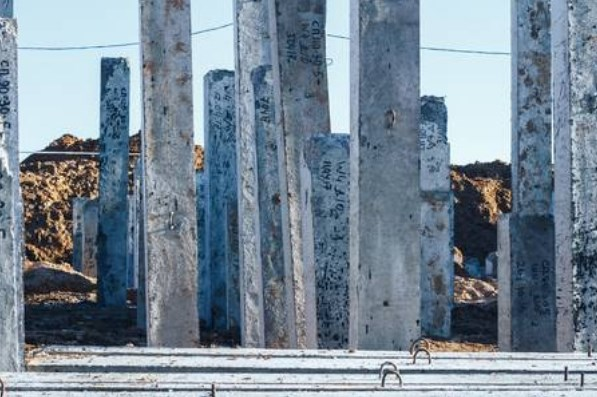 Harga Tiang Pancang Beton Segitiga Area Cipulir Jakarta Selatan