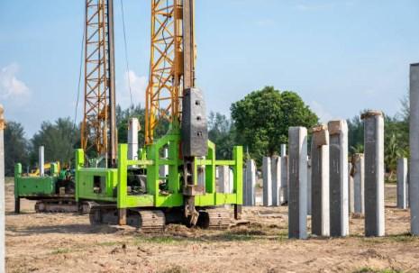 Harga Tiang Pancang Mini Pile 25 x 25 Area Tirtajaya Karawang