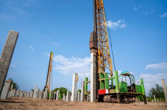 Harga Tiang Pancang Beton Segi Empat Area Kebon Besar Tangerang