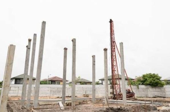 Harga Tiang Pancang Beton Segitiga Area Cengkareng Timur Jakarta Barat