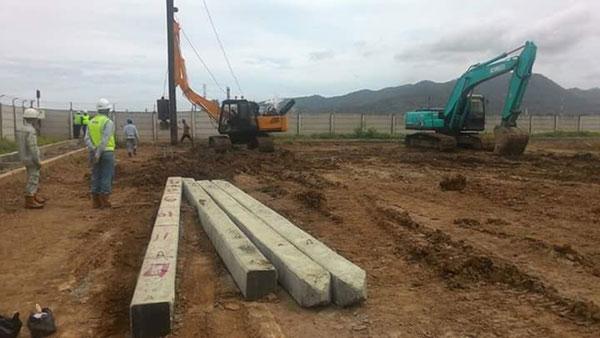 Harga Tiang Pancang Beton 25 x 25 Area Kedungjaya Bogor