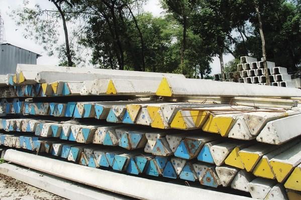 Harga Tiang Pancang Beton 25 x 25 Area Karawaci Baru Tangerang