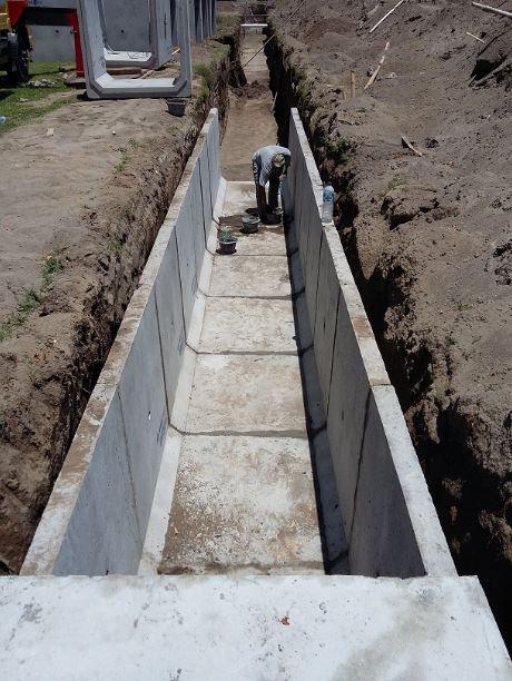 Harga U Ditch Per Meter Area Pabaton Bogor Tengah