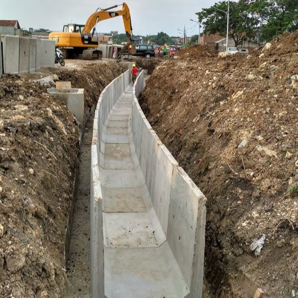 Analisa Harga Pemasangan U Ditch Area Sukamaju Bogor
