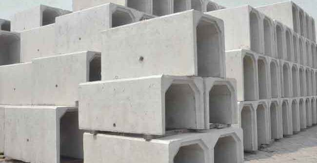 Harga Saluran Beton U Ditch Area Kutanegara Karawang