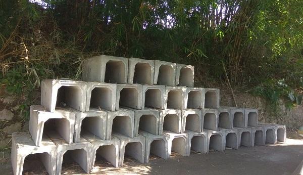 Harga Saluran Beton U Ditch Area Pengasinan Depok