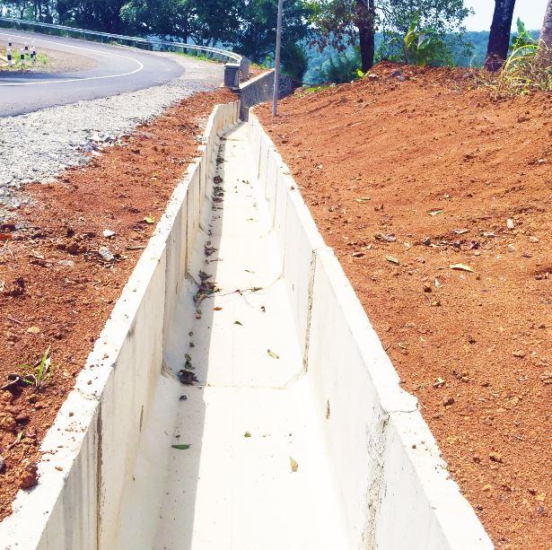 Harga Saluran Beton U Ditch Area Surade Kabupaten Sukabumi