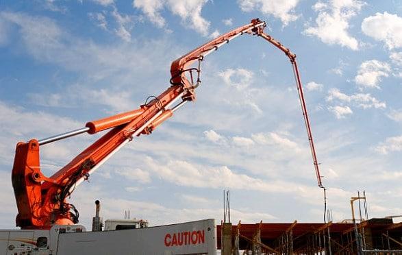 Sewa Concrete Pump Long Boom Di Ciangir Legok Tangerang