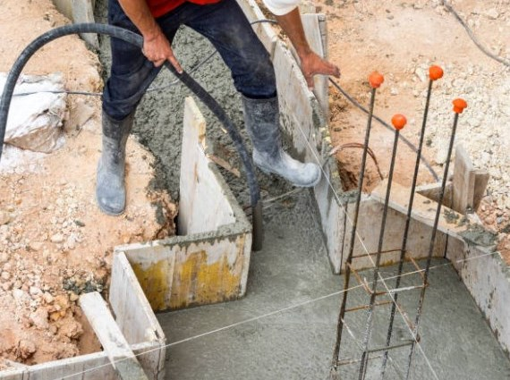 Analisa Harga Satuan Pekerjaan Beton Bertulang K 225 di Selapajang Jaya Tangerang