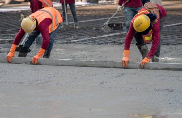 Analisa Harga Satuan Beton Siklop K 225 di Rawa Badak Utara Jakarta Utara