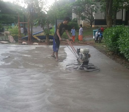 Jasa Floor Hardener Sika di Tegalwaru Karawang