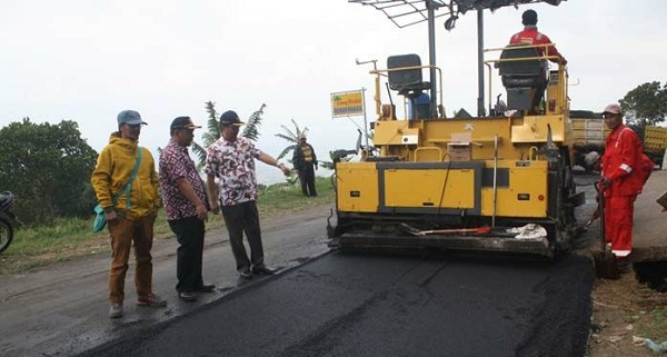 Aspal Jalan Murah di Nagrak Bogor