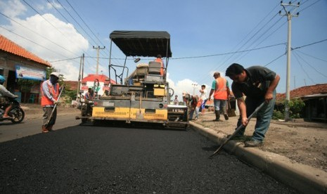 Analisa Pekerjaan Aspal di Cijujung Sukaraja Bogor