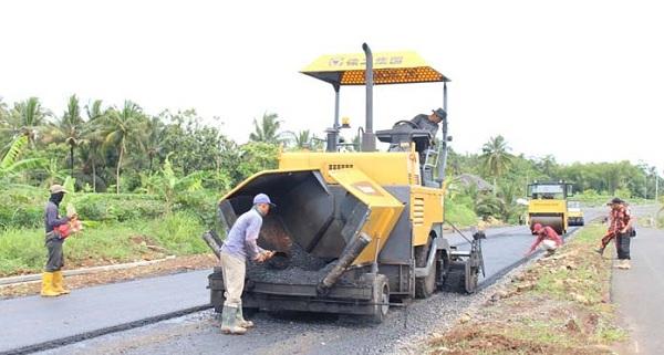 Jasa Pemborong Aspal Jalan di Tamansari Kabupaten Sukabumi