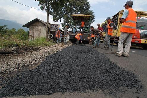 Biaya Pembuatan Jalan Aspal di Mekartani Kabupaten Sukabumi