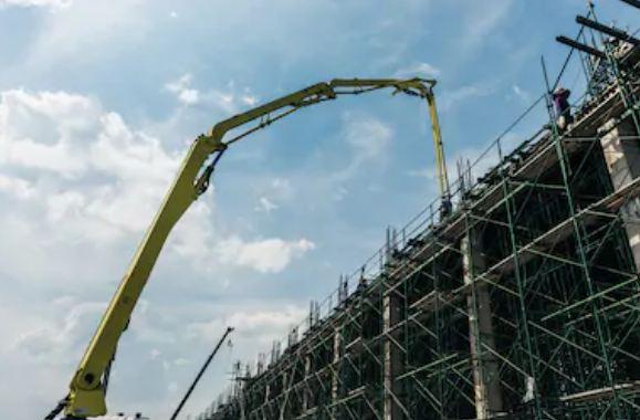 Sewa Concrete Pump Long Boom Di Pasir Mukti Bogor