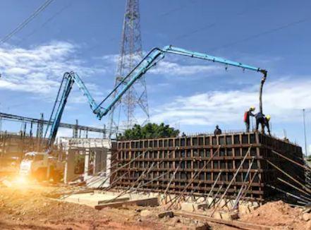 Sewa Concrete Pump Long Boom Di Tugu Selatan Bogor