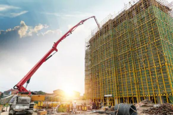 Rental Concrete Pump Di Sukaharja Tangerang