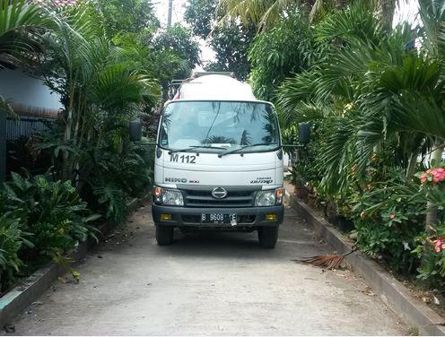 Harga Beton Minimix Holcim di Cikaret Bogor Selatan