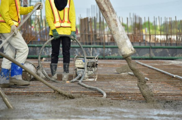 Harga Beton Per Meter Kubik di Pangaur Bogor