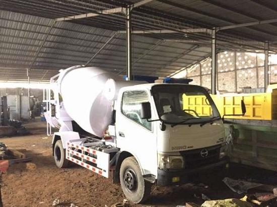 Harga Beton Minimix K350 di Berekah Kabupaten Sukabumi