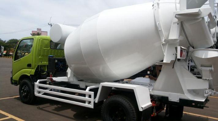 Beton Minimix Holcim di Cilebut Timur Sukaraja Bogor
