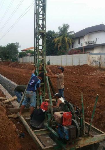 Harga Jasa Bore Pile Tangerang